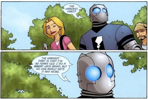 """Atomic Robo"" has a surprising amount of heart."