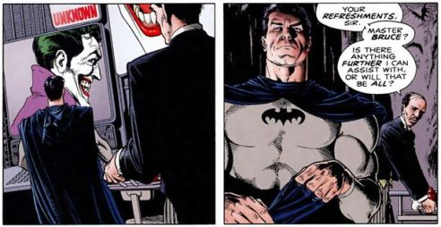 Batman wants to put an end to his war with the Clown Prince of Crime.