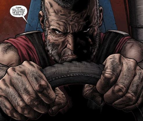 "Logan gets pulled back into action against his will in ""Old Man Logan""."