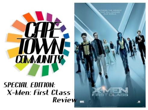 title card x-men first class
