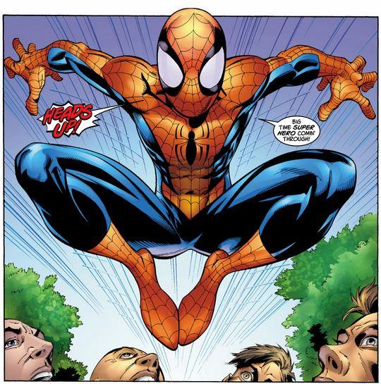 ultimate spiderman powerman - photo #32