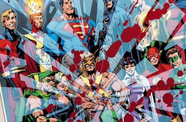"Review: ""Identity Crisis""   Comics Authority"