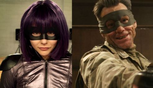 "Moretz and Carrey enliven the ""Kick-Ass 2"" in all of their scenes."