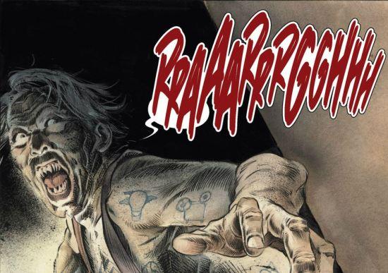 Image result for severed comic