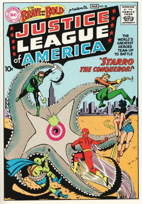 Sekowsky penciled one of the most iconic covers in comics.