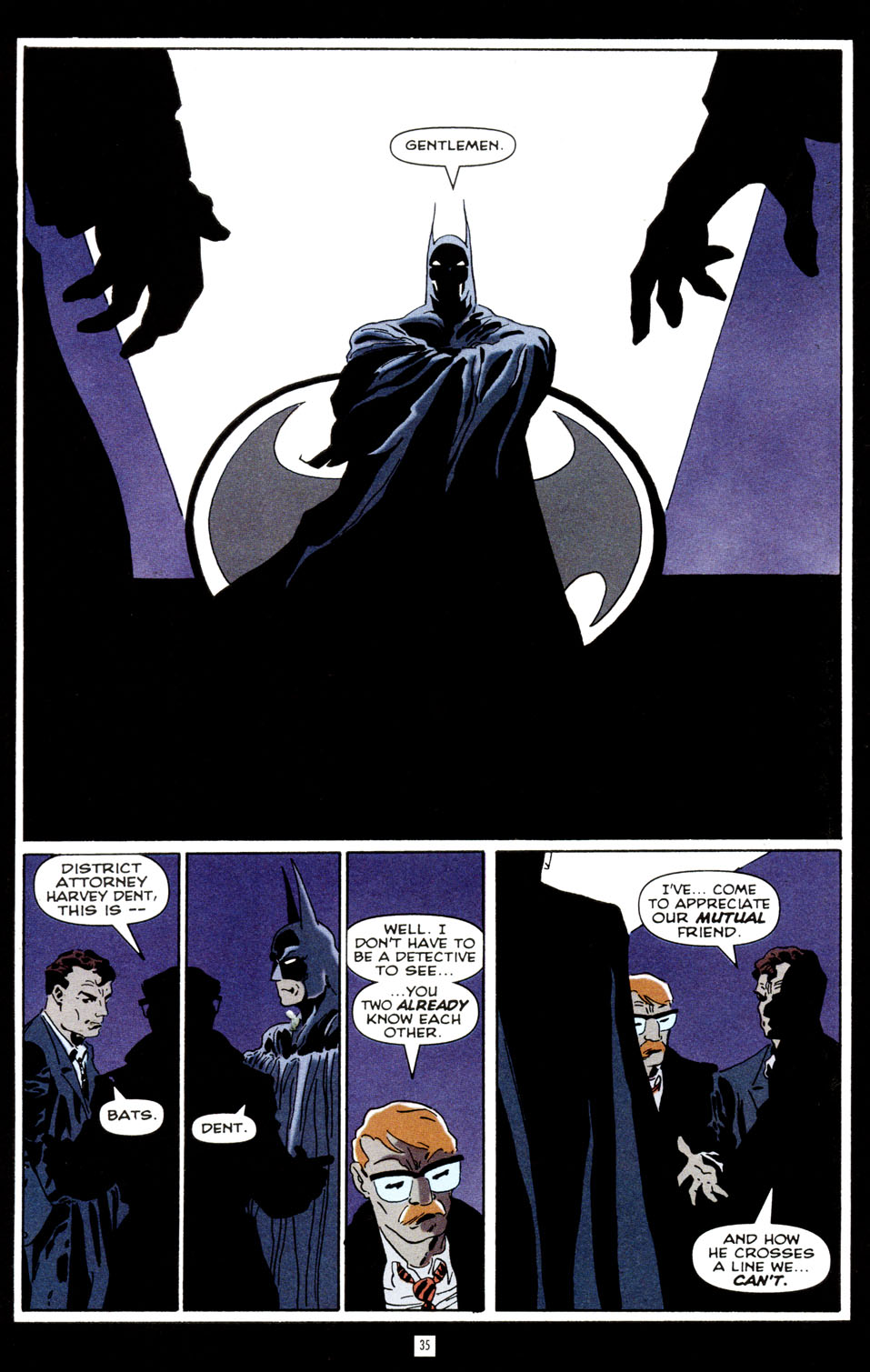 "Review: ""Batman: The Long Halloween"" 