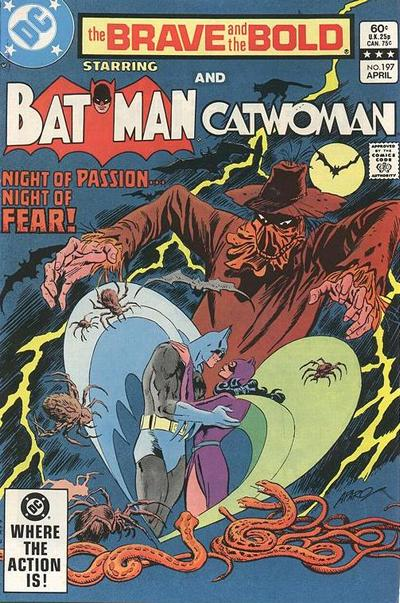 Cover art by the great Jim Aparo
