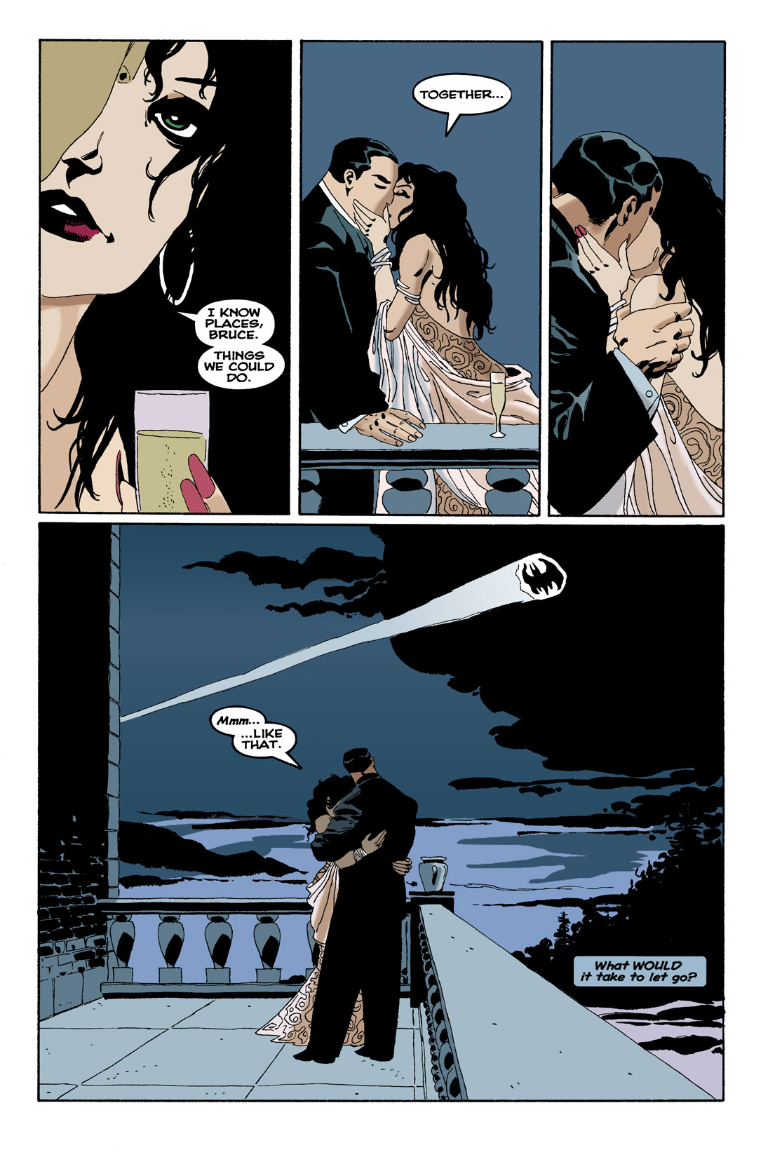 """The Long And Short Of Decorating Your Room In Bohemian: Review: """"Batman: The Long Halloween"""""""