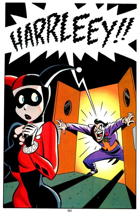 Harley's in trouble!