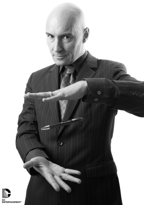 The one and only legend himself, Grant Morrison
