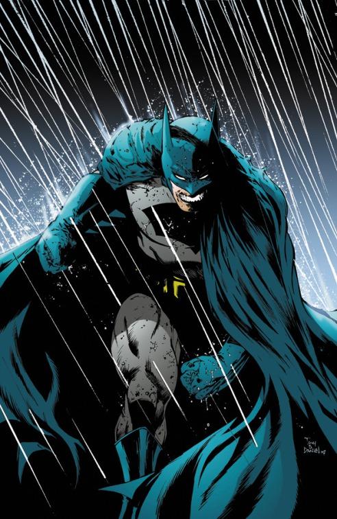 """Batman"" 675 cover by Tony S. Daniel."