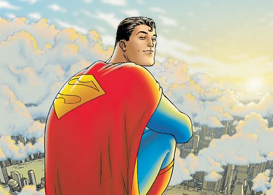 Image result for all star superman
