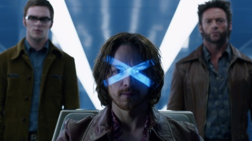 "Charles Xavier (McAvoy) follows his destiny in ""X-Men: Days of Future Past""."
