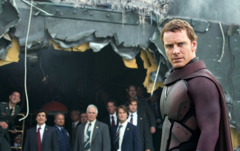 Magneto (Fassbender) is prepared to do anything to preserve the mutant race.