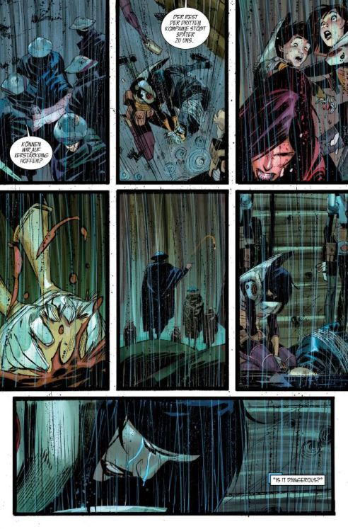 Scalera and White bring life to Remender's story.