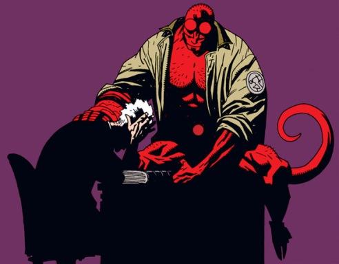 Hellboy-Comforts-Professor-Bruttenholm