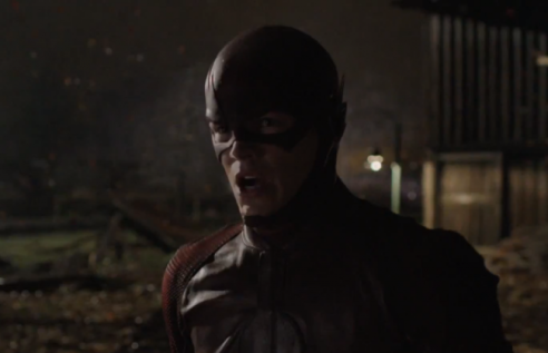 "Grant Gustin is charming, fun, and a believable hero in the CW's pilot for ""The Flash""."