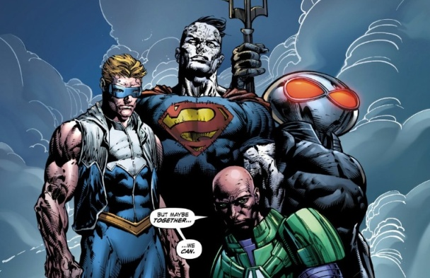 Forever Evil Featured