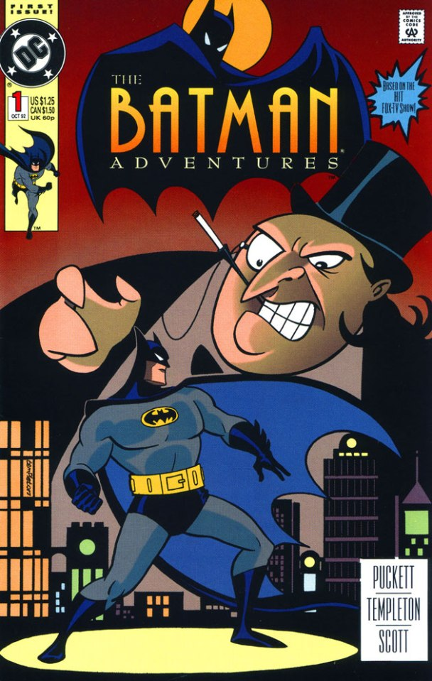 The Batman Adventures #1